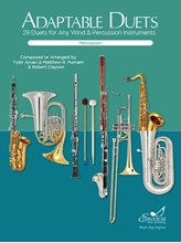 Picture of Adaptable Duets for Winds - Percussion