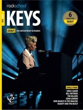 Picture of Rockschool Keys Debut 2019+