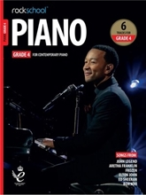 Picture of Rockschool Piano Grade 4 2019+