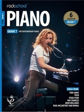 Picture of Rockschool Piano Grade 7 2019+