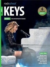 Picture of Rockschool Keys Grade 1 2019+