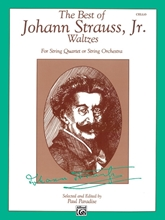 Picture of Best of Johann Strauss for String Quartet - Cello