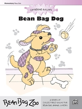 Picture of Bean Bag Dog Elementary Piano Solo