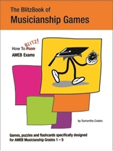 Picture of The BlitzBook of Musicianship Games