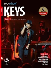 Picture of Rockschool Keys Grade 5 2019+
