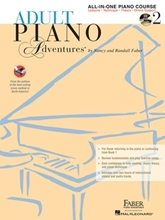 Picture of Adult Piano Adventures All-in-One Lesson Book 2 Book/2CDs