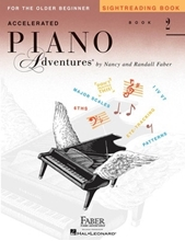 Picture of Accelerated Piano Adventures Book 2 Sight Reading