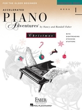Picture of Accelerated Piano Adventures Book 1 Christmas