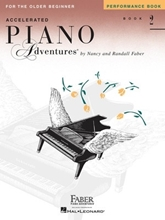 Picture of Accelerated Piano Adventures Book 2 Performance