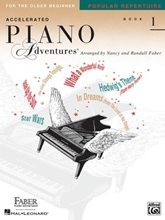 Picture of Accelerated Piano Adventures Book 1 Pop Repertoire