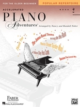 Picture of Accelerated Piano Adventures Book 2 Pop Repertoire