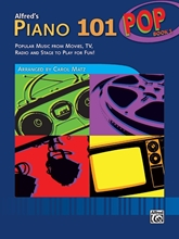 Picture of Alfred's Piano 101: Pop Book 1