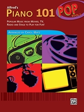 Picture of Alfred's Piano 101: Pop Book 2