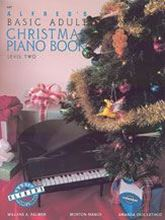 Picture of Alfred's Basic Adult Piano Course: Christmas Piano Book 2