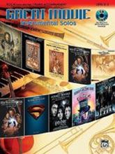Picture of GREAT MOVIE INSTRUMENTAL SOLOS FOR STRINGS BK/CD/PNO ACCOMP (VIOLIN)