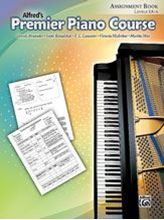 Picture of Premier Piano Course Assignment Book