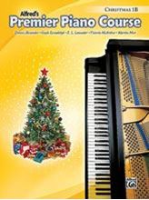 Picture of Premier Piano Course Christmas 1B