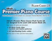 Picture of Premier Piano Course Flash Cards Level 2A
