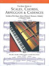 Picture of Scales Chords Arpeggios & Cadences - Basic Book