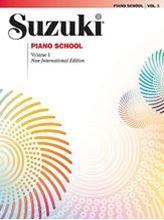 Picture of Suzuki Piano School Volume 1