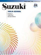 Picture of Suzuki Violin School Volume 1 Bk/CD