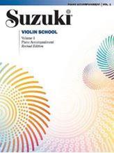 Picture of Suzuki Violin School Volume 1 Piano Accompaniment
