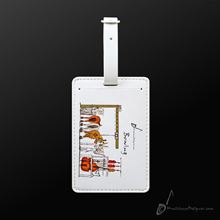 Picture of Luggage Tag String Section