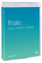 Picture of Finale 25 Academic Download
