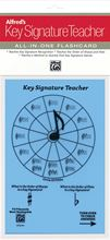 Picture of Alfreds Key Signature Teacher All in One Flashcard Blue