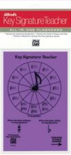 Picture of Alfreds Key Signature Teacher All in One Flashcard Purple