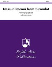 Picture of Nessun Dorma from Turandot 2 Flutes 2 Clarinets