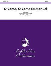 Picture of O Come O Come Emanuel 2 Flutes 2 Clarinets