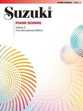 Picture of Suzuki Piano School Volume 6