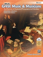 Picture of Alfred's Great Music and Musicians Book 2