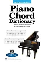 Picture of Mini Music Guide: Piano Chord Dictionary