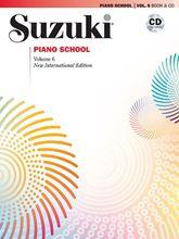 Picture of Suzuki Piano School Volume 6 Book/CD