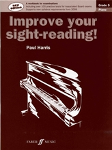 Picture of Improve Your Sight Reading Piano Grade 5