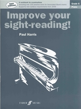 Picture of Improve Your Sight Reading Piano Grade 6