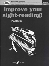 Picture of Improve Your Sight Reading Piano Grade 7