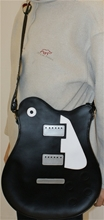 Picture of Music Wear Les Paul Style Electric Guitar Shoulder Bag
