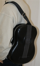 Picture of Music Wear Acoustic Guitar Shoulder Bag Black