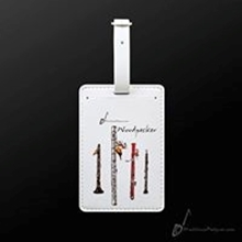Picture of Luggage Tag Woodwind Section