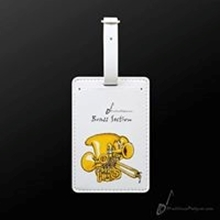 Picture of Luggage Tag Brass Section