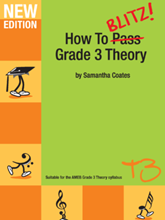 Picture of How to Blitz Theory Grade 3