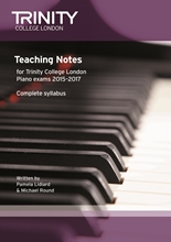 Picture of Trinity Piano Teaching Notes 2015-2017