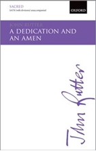 Picture of A Dedication and An Amen SATB