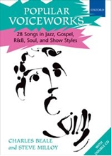 Picture of Popular Voiceworks 1 Bk/CD