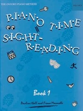 Picture of Piano Time Sight Reading Book 1