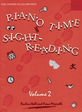 Picture of Piano Time Sight Reading Book 2