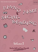 Picture of Piano Time Sight Reading Book 3
